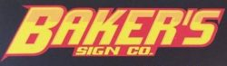 Bakers Sign Logo